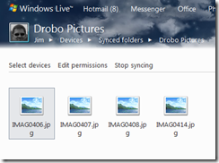 SkyDrive Pictures