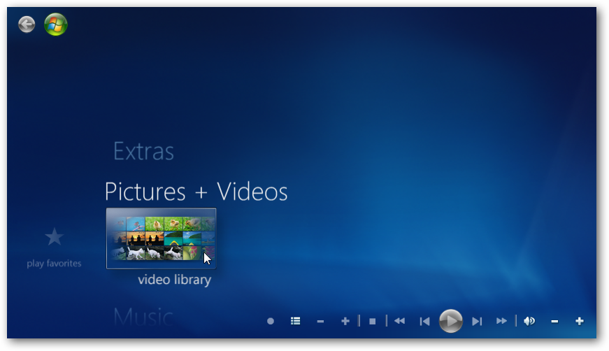 windows 7 media center ps3 how to connect