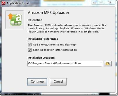 MP3 Uploader