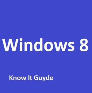 Windows 8 Survival Guide