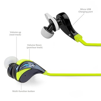 earbuds side